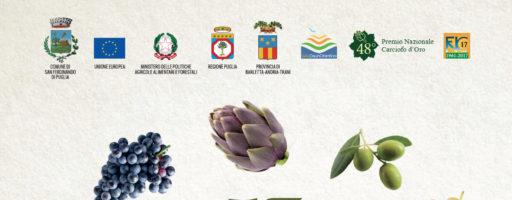 Fervono i preparativi della 57ª Fiera Nazionale del Carciofo Mediterraneo e del Prodotto Ortofrutticolo di San Ferdinando di Puglia